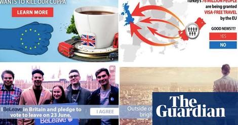 No Deal! – Wie im Brexit-Chaos online Meinungen gemacht werden