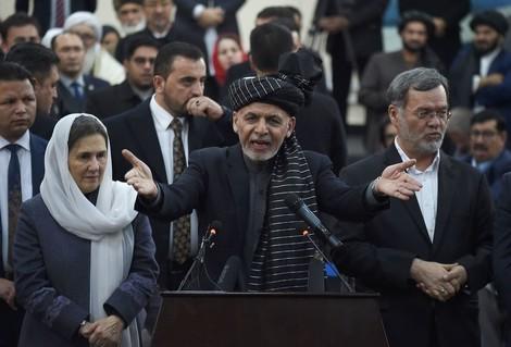 Zusammengefasst: Präsidentschaftswahlen im Krisenstaat Afghanistan