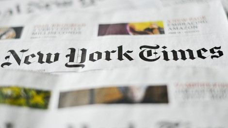 New Yorker Hassliebe: Die NY Times versus Donald Trump