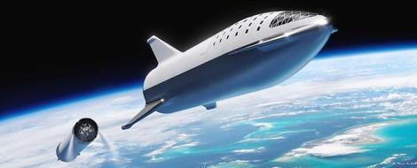 In Raumschiffen kann Stahl besser als Kohlefaser sein