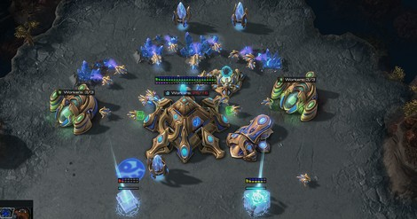 Googles AI schlägt professionelle StarCraft-Gamer