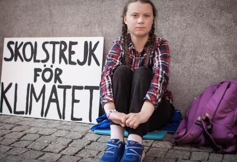 Spott, Hass und Verleumdung: Greta Thunbergs Reaktion auf den Mob