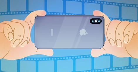 Sind Handys die Zukunft der Filmproduktion?