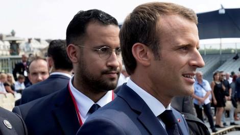 Emanuel Macron gegen die Pressefreiheit
