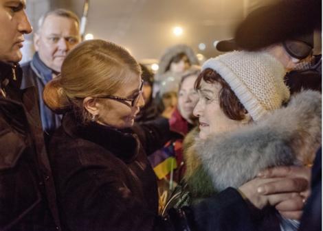"""""""Kein Sex, kein Geld, aber Ruhm"""": Das Comeback der Julija Tymoschenko"""