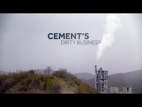 Deutsche Zementindustrie und italienische Mafia verbrennen offenbar giftigen Müll in Rumänien