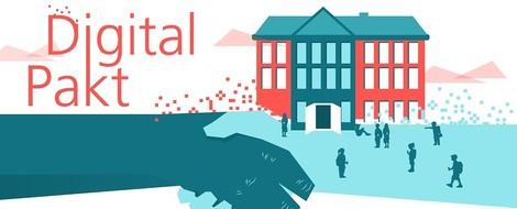 Digitalpakt Schule: Datenschützer in Sorge. Und: Was tun mit den Milliarden?