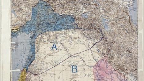100 Jahre Sykes-Picot: Wie Europa den Nahostkonflikt erfand