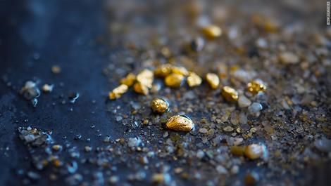 Einigermaßen unwichtig — Gold in den Abwässern der Schweiz