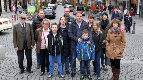 Knickt die Stadt bald ein? Anwohner wehren sich weiter gegen die Fußgängerzone in der Sendlinger