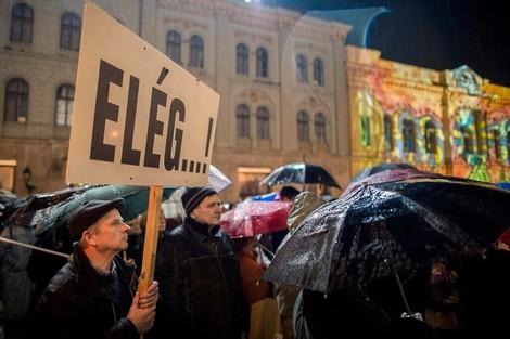 Polen und Ungarn: Die Impotenz der Oppositionsbewegung