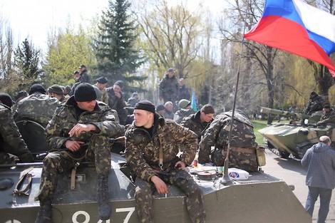 Russland: Separatismus und Doppelmoral