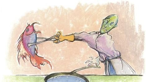 Gastronomie, die Wissenschaft der Schmerzen: In Erinnerung an Anthony Bourdain