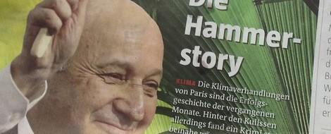 """""""Die Hammer-Story"""" –vom Krimi, der sich beim Klimagipfel hinter den Kulissen abgespielt hat"""