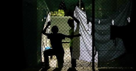 Die Kindersoldaten in griechischen Flüchtlingslagern