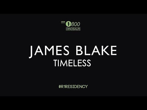 Timeless: James Blake teilt ersten Song des neuen Albums
