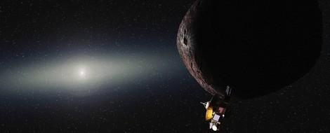 Wie geht es hinter Pluto weiter? Die spannende Suche nach einem neuen Ziel für New Horizons.
