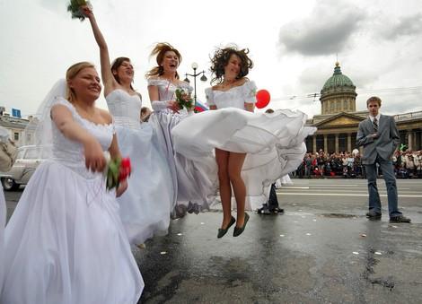 Russland: Feminismus als Schimpfwort