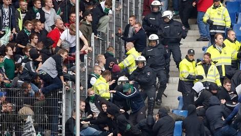 Hamburgs Fußballfans unter Generalverdacht