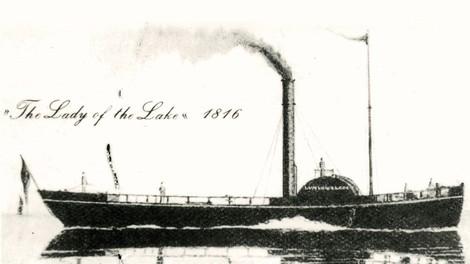 Mit 24 Pferdestärken auf der Elbe – Wie Dampfschiffe die deutsche Seefahrt revolutionierten