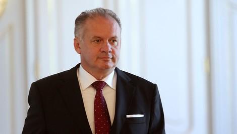Staatspräsident Andrej Kiska: Das slowakische Gesicht der Menschlichkeit