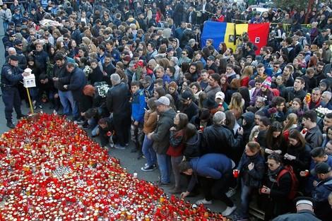 """Brand in Bukarest: Wie die """"Colectiv""""-Katastrophe Rumänien verändert hat"""