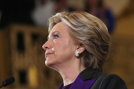 Klasse und Demokratie: Kommentiertes Transkript von Hillary Clintons Rede zu ihrer Wahlniederlage