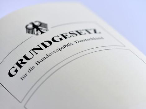 70 Jahre Grundgesetz: In guter Verfassung?