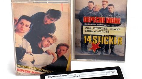 Depeche Mode, größte ostdeutsche Band aller Zeiten