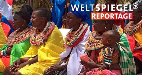 Im Schatten des Schmucks: Kenias Perlenmädchen
