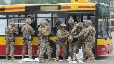 Polens boomender Militarismus