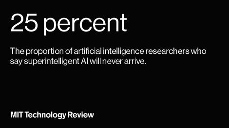 Alle haben Angst vor der künstlichen Intelligenz. Nur die KI-Forscher nicht.