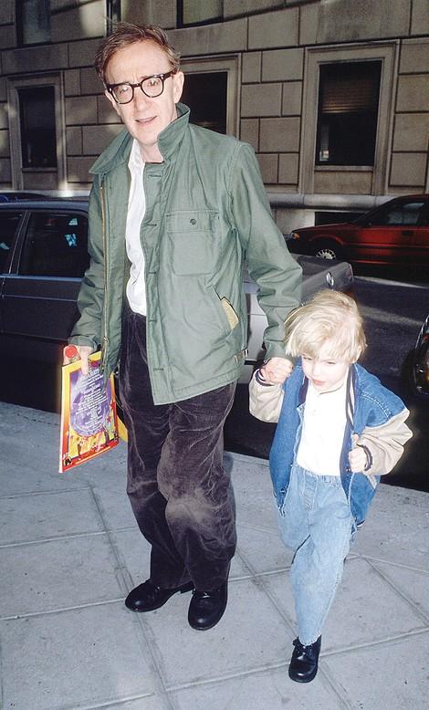 Ronan Farrow über sexuellen Missbrauch und seinen Vater, Woody Allen