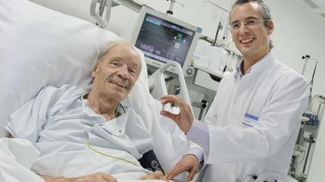 Der kleinste Herzschrittmacher der Welt