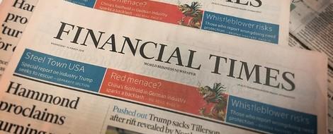 Die Financial Times hat einen Bot entwickelt, der warnt, wenn nur männliche Experten zu Wort kommen