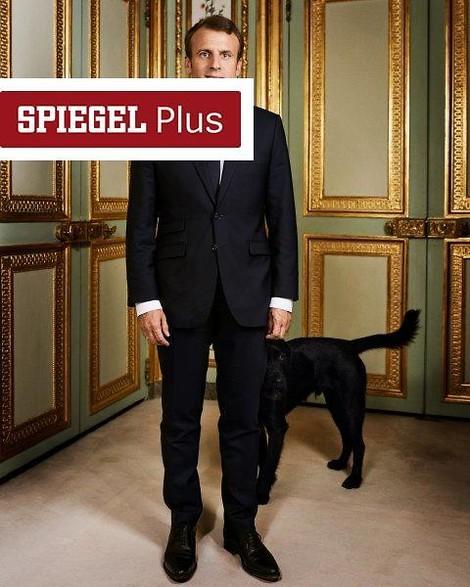Interview mit Emmanuel Macron oder: Die Aussöhnung mit Europa