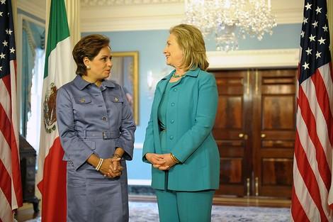 Wie aus Christiana Figueres ---> Patricia Espinosa Cantellano wird