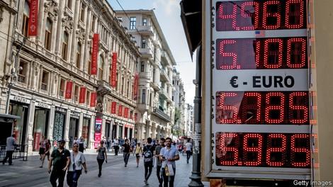 Die türkische Regierung macht Bekanntschaft mit den Gesetzen der Ökonomie