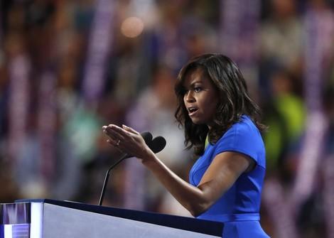 Die Schreibregeln hinter Michelle Obamas Parteitagsrede