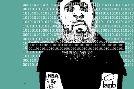 Gespräch mit einem NSA-Hacker