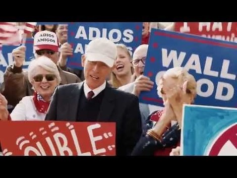 Viva Mexiko, du Trottel! — Ein sehr lustiger Werbeclip über Donald Trump und seine Mauer