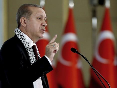 Erdogan: Machtlos gegen den Terror