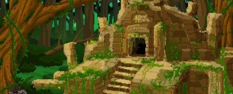 Videospiel-Archäologie: Zu Gast bei zufallsgenerierten Völkern