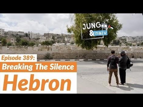 """""""Ich würde für Israel töten und sterben, aber die Besatzung der Palästinensergebiete ist Unrecht"""""""