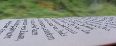 SEIN GELASSEN  - das Trostbuch