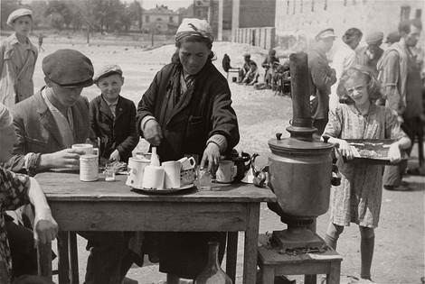 Fotos aus dem Warschauer Ghetto 1941