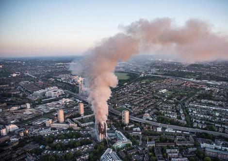 Grenfell Tower – eine sozialpolitische Tragödie