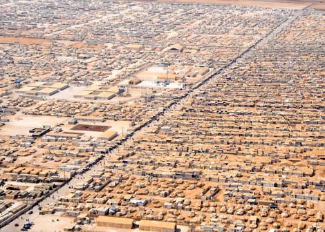 """Flüchtlingslager sind die """"Städte der Zukunft"""""""