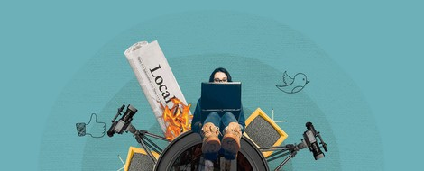 Journalisten, denkt bei der Konzeption Eurer Geschichten daran, wer sie wann wo und wie nutzen soll