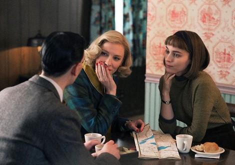 """Oscar-Nominierungsnachspiel: """"Carol"""" und Hollywoods weißer Maskulinitätskitsch"""